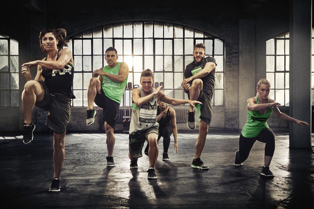 Photo cours BodyCombat dans la salle Olympe Aqua Fitness