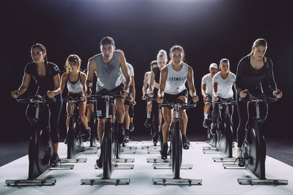 Photo cours Sprint dans la salle Olympe Aqua Fitness
