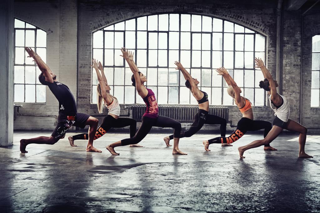 Photo cours BodyBalance dans la salle Olympe Aqua Fitness