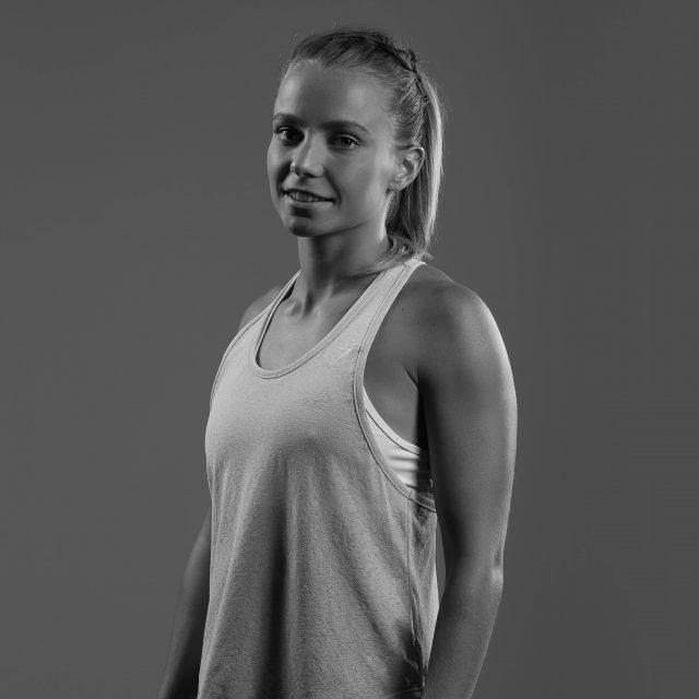 Photo de Carla un des professeurs d'Olympe Aqua Fitness