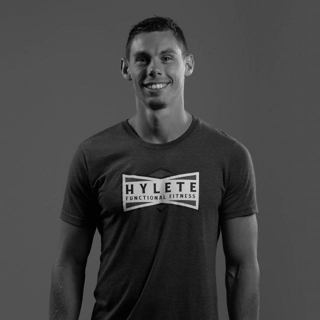 Photo de Jonathan un des professeurs d'Olympe Aqua Fitness